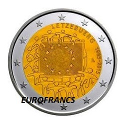 2 € Luxembourg 2015 / 3