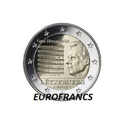 2 € Luxembourg 2013