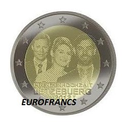 2 € Luxembourg 2012 / 3