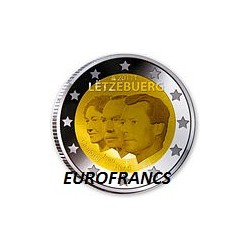 2 € Luxembourg 2011