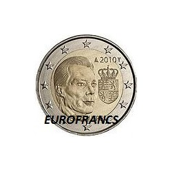 2 € Luxembourg 2010