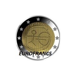 2 € Luxembourg 2009 / 2