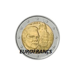 2 € Luxembourg 2008