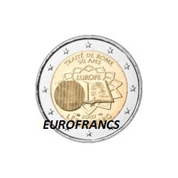 2 € Luxembourg 2007 / 2