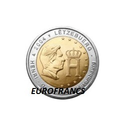 2 € Luxembourg 2004